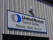 United Rentals Trench Safety