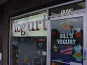 Bill's Yogurt