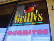 Grilly's Burritos